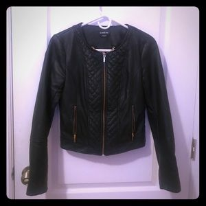 Leather Jacket from bebe